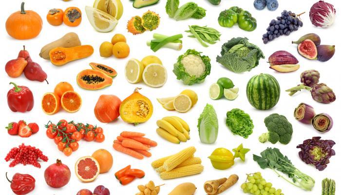 รู้ความสมดุลทางโภชนาการได้ด้วยตาเปล่า Color Diet