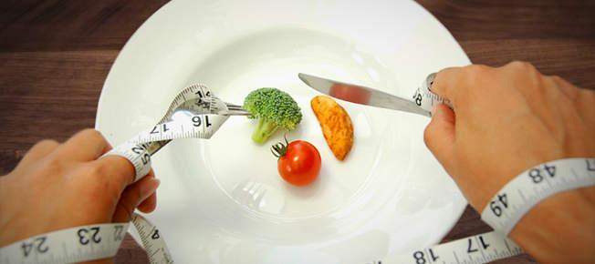 ลดน้ำหนักด้วยการควบคุมความหิว