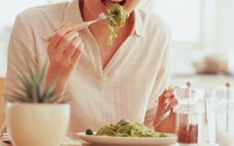 อาศัยอยู่คนเดียว แต่กินข้าวเยอะ