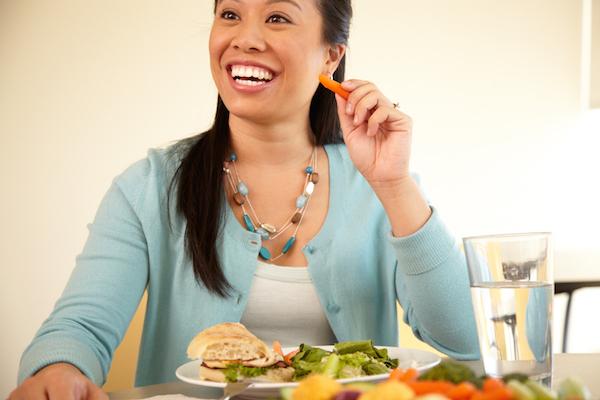 กินคาร์โบไฮเดรตก่อน !? ลดน้ำหนักด้วยการเปลี่ยนลำดับการกิน