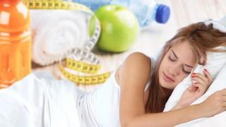 เคล็ดลับ แม้จะนอนก็ลดความอ้วนได้ ในช่วงลดน้ำหนัก