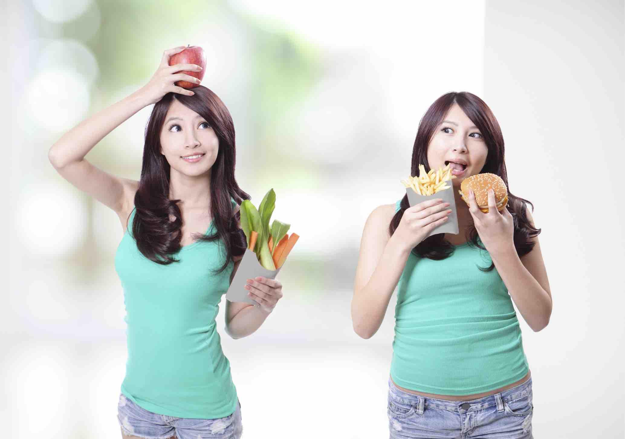 นิสัยการกินของคนที่อ้วนง่ายในช่วงลดน้ำหนัก