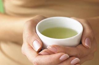 ดื่มชาเขียวทุกวัน