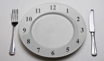 เวลากินข้าว