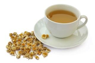ดื่มชาสมุนไพร