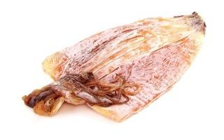 ปลาหมึกแห้ง
