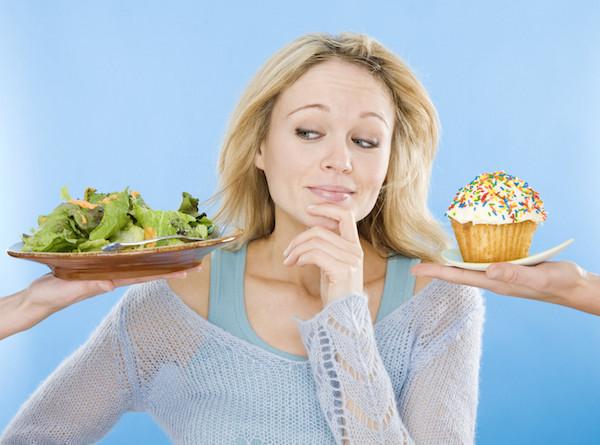 วิธีจัดการสำหรับคนที่คิดแต่เรื่องกิน ในช่วงลดความอ้วน