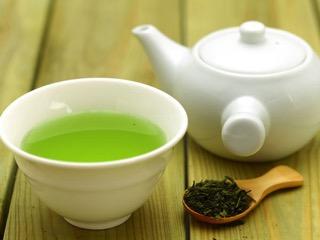 แค่ดื่มชาเขียว