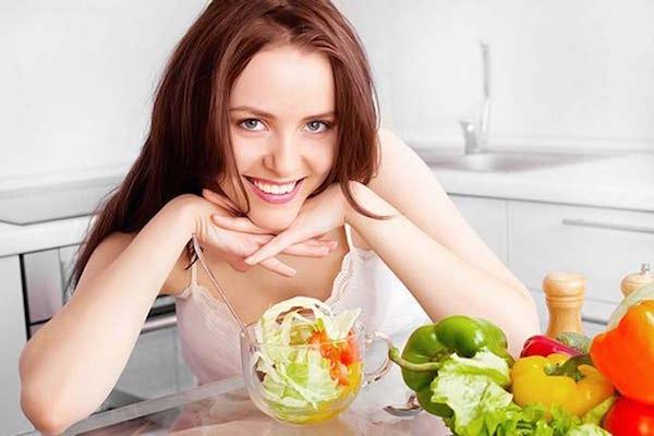 วิธีรับมือกับการกินเกินและอาหารอิ่มนาน【เส้นใยอาหาร】