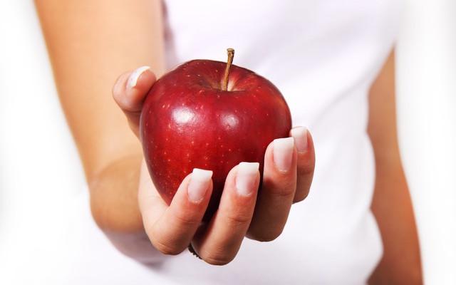 ลดความอ้วนด้วยการกินแอปเปิ้ล