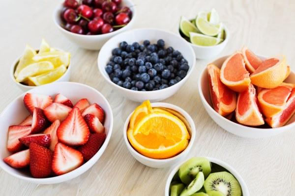 ผลไม้ลดความอ้วน!จัดอันดับผลไม้แคลอรีต่ำ และตารางแสดงแคลอรีผลไม้ชนิดต่างๆ